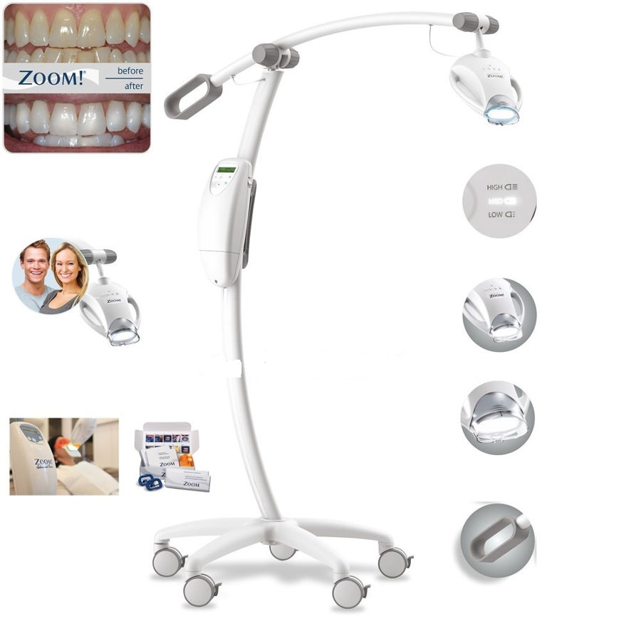 Blanqueamiento dental Zoom Philips en Clínica Dental Moraira